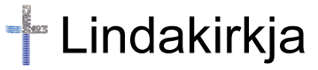 Lindakirkja Logo